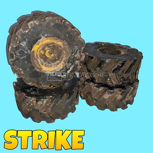 Strike (2018) Large Construction Truck Wheels (S319)