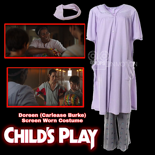 Child's Play (2019) Doreen (Carlease Burke) Costume (0666)