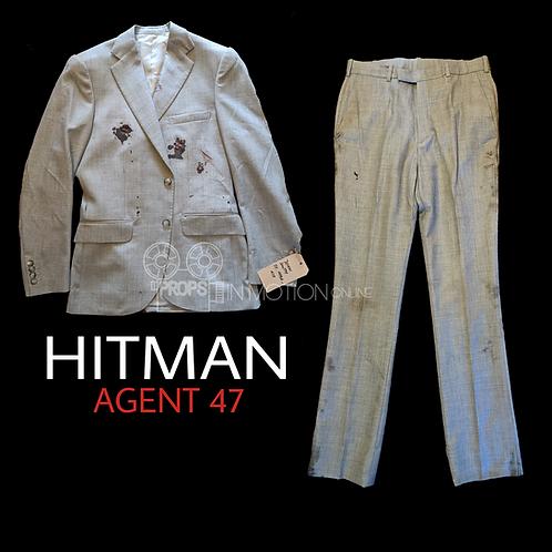 Hitman: Agent 47 (2015) John Smith (Zachary Quinto) Suit
