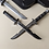 Thumbnail: Into the Badlands (TV) The Widow's Belt and Prop Knives (0814)