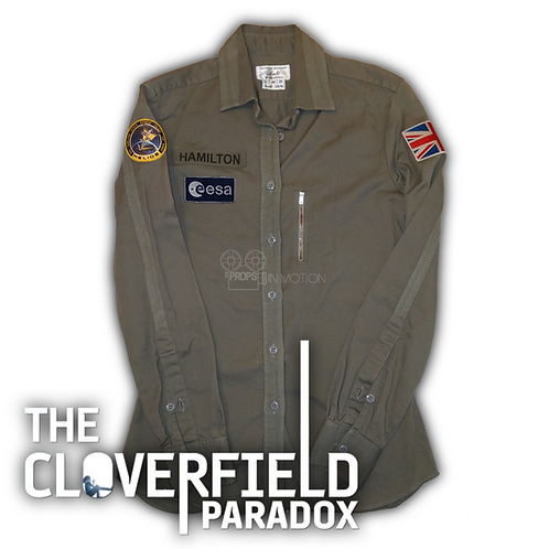 The Cloverfield Paradox (2018) Hamilton (Gugu Mbatha-Raw) Jacket
