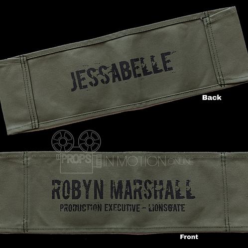 Jessabelle (2014) Robyn Marshall Chairback (0596)