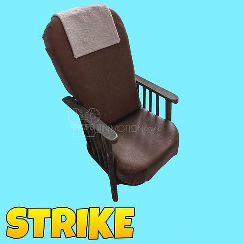 Strike (2018) Mungo House Armchair (S267)