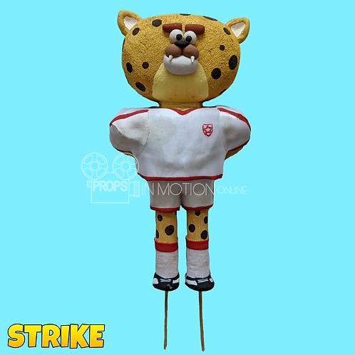 Strike (2018) Leopard England Football Player (S182)