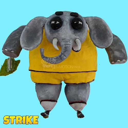 Strike (2018) Elephant Goal keeper (S239)