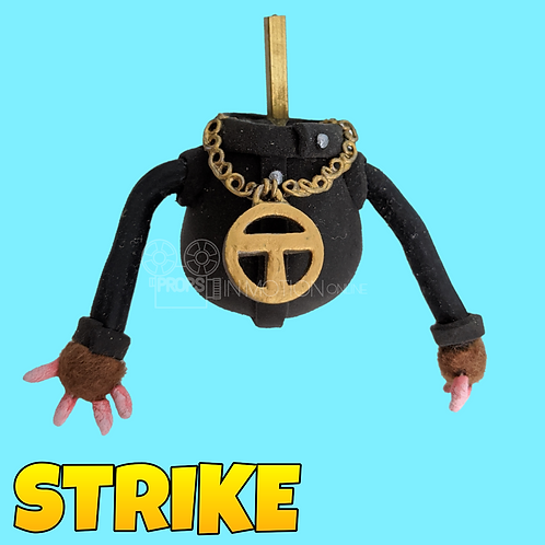 Strike (2018) Mine Choir Rapper Body (S296)