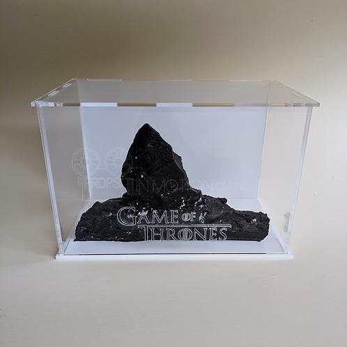 Game of Thrones (TV) (2011-2019) Dragon Glass Shard Display