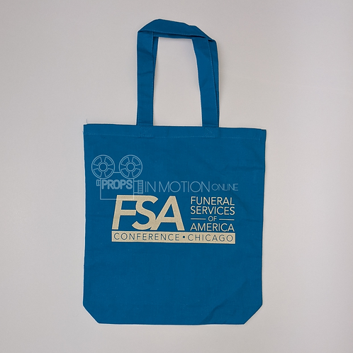 The Haunting of Hill House (2018) Funeral Conference Tote Bag (0815)