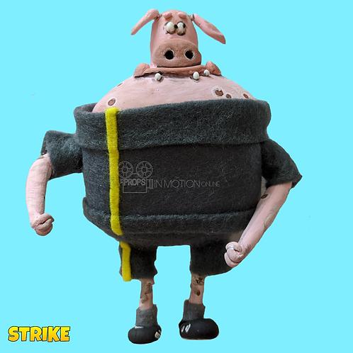 Strike (2018) Football Player Pig (S156)