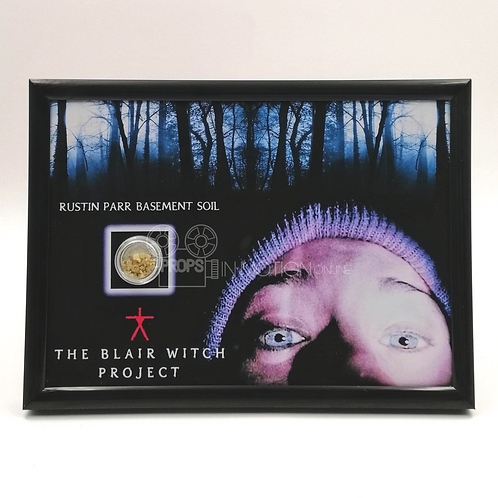The Blair Witch Project (1999) Rustin Parr House Basement Soil Display