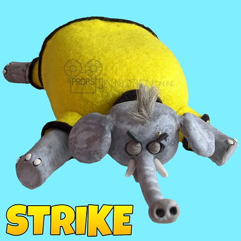 Strike (2018) Elephant Goal keeper (S256)