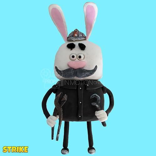 Strike (2018) Large Miner Rabbit (S244)