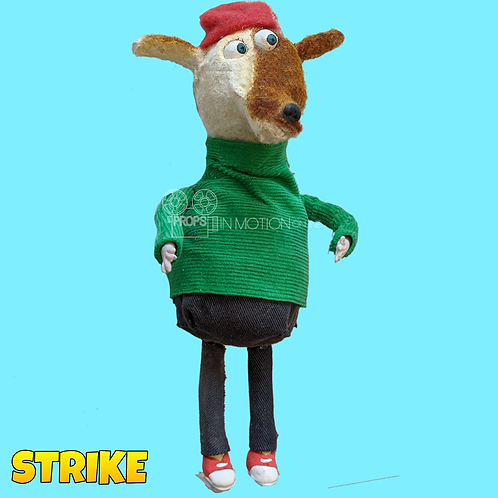 Strike (2018) well-wisher Puppet (S166)