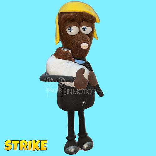 Strike (2018) Miner holding baby (S145)