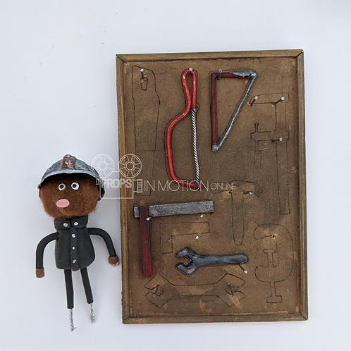 Strike (2018) Hedy Mine Tool Board +Miner (S301)