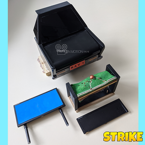 Strike (2018) Ravencorp Car Boot/Trunk (S93)