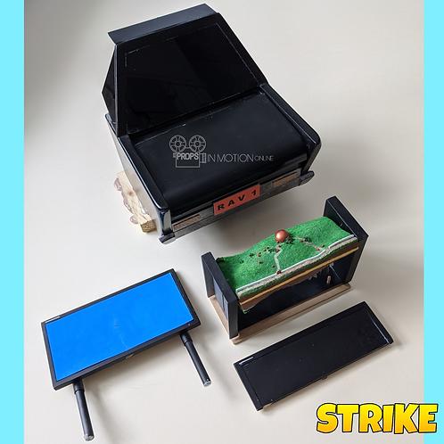 Strike (2018) Ravencorp Car Boot/Trunk (S93)