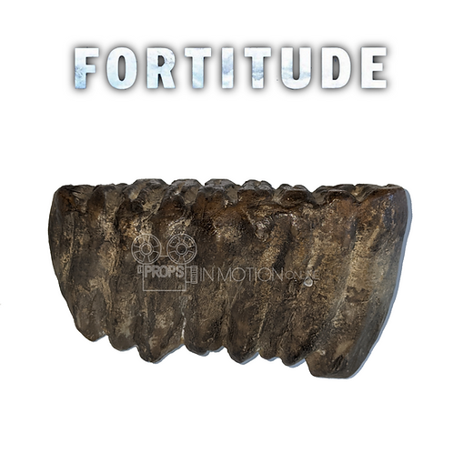 Fortitude (2015-2018) Mammoth Tooth