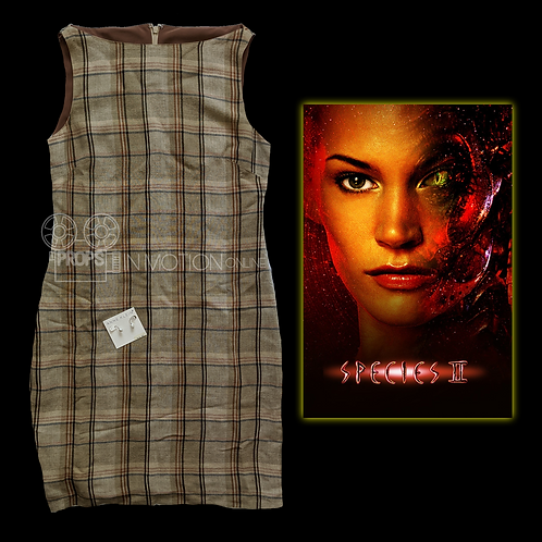 Species 2 (1998) Dr. Laura Baker (Marg Helgenberger) Dress + Earrings