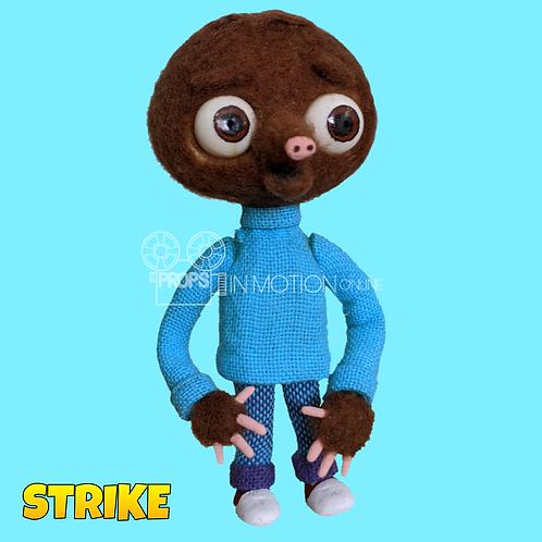 Strike (2018) Mungo Stop Motion Puppet (S67)