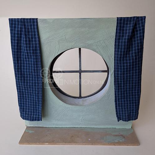 Strike (2018) Mungo Oversized Bedroom Window Set Piece