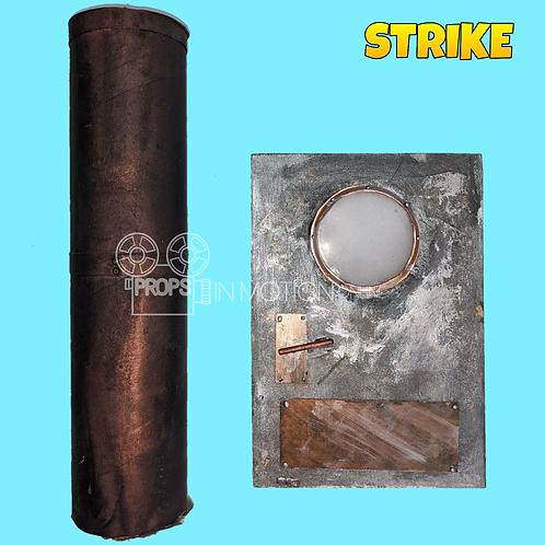Strike (2018) Control's Mine Work Room Door + Pipe (S110)