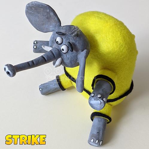Strike (2018) Elephant Goal keeper (S328)