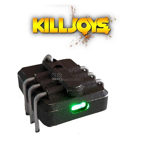 Killjoys (2015-2019) Hero Farmer Tracker/Kill Chip (0616)