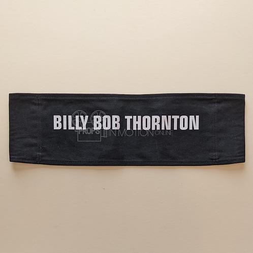Fargo (TV) Billy Bob Thornton Chairback (0750)