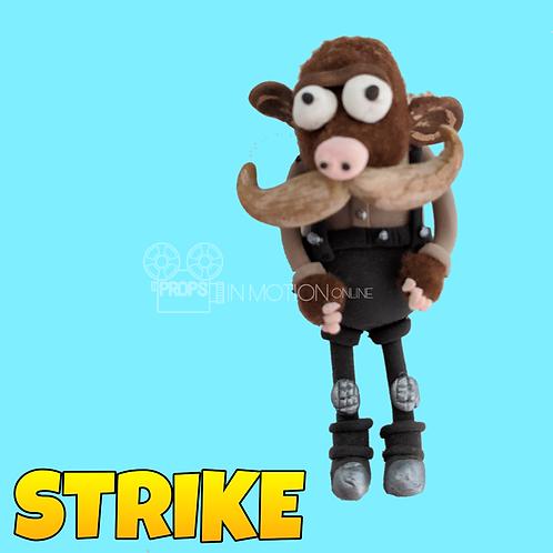 Strike (2018) Miner Puppet (S223)