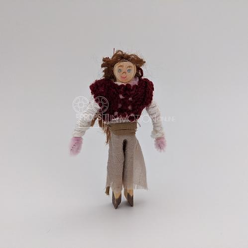 The Haunting of Bly Manor (2020) Flora Doll of Perdita Option (BM18)