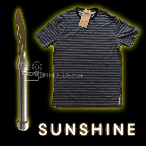 Sunshine (2007) Oversized Prop Scalpel + Trey (Benedict Wong) T shirt (0620)