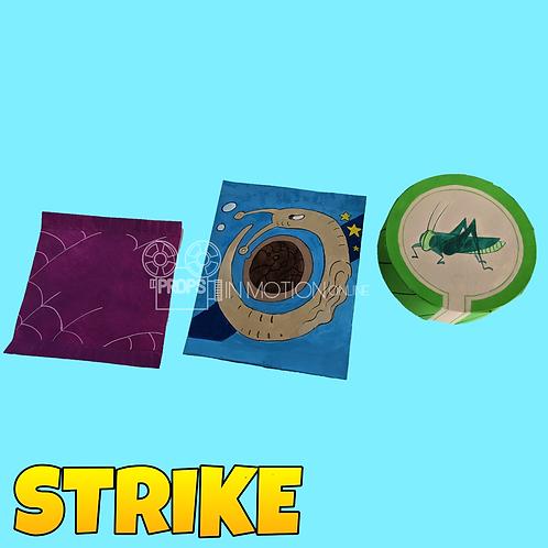 Strike (2018) Mine Vending Machine Oversized Inserts (S237)