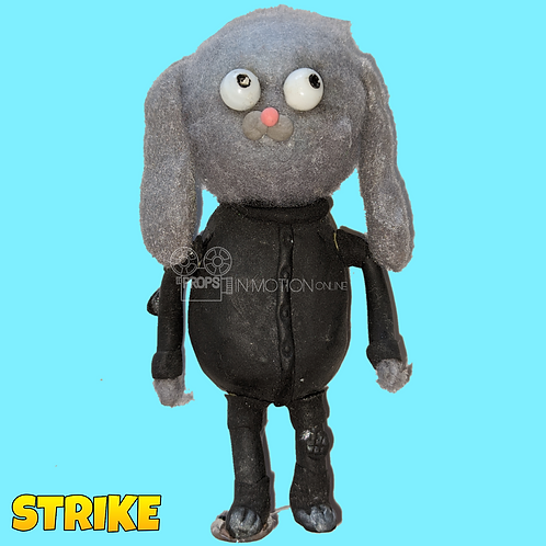 Strike (2018) Small Grey Rabbit Miner (S135)