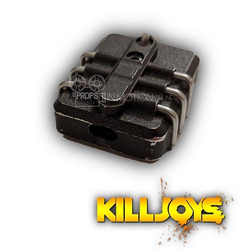 Killjoys (2015-2019) Hero Guard Tracker / Kill Chip (0674)
