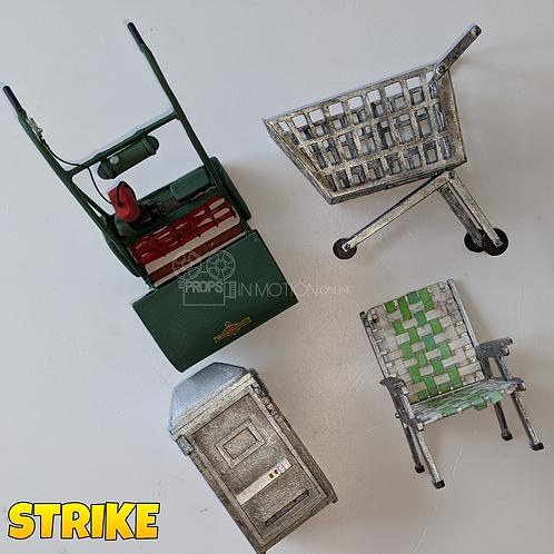 Strike (2018) Boss Stadium Magnet Pieces (S304)