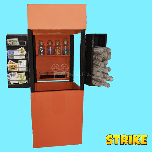 Strike (2018) Newspaper Stand (S312)