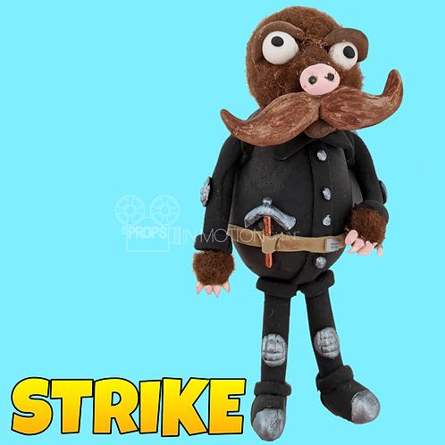 Strike (2018) Miner Moustache (S230)