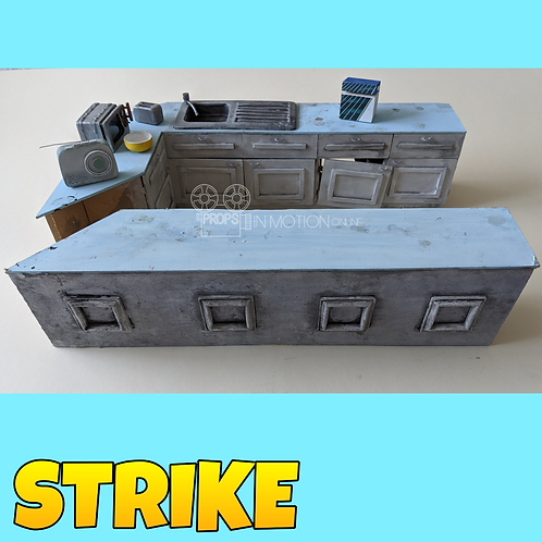 Strike (2018) Mungo Kitchen Sink / Cabinets Unit (S83)