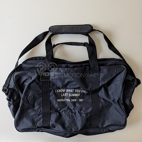 I Know What You Did Last Summer (1997) Production Crew Bag