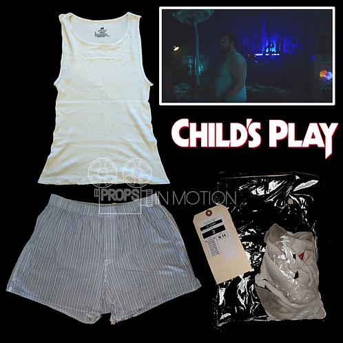 Child's Play (2019) Gabe (Trent Redekop) Costume (0664)