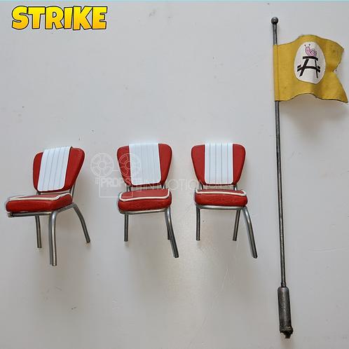 Strike (2018) Diner Pieces (S316)