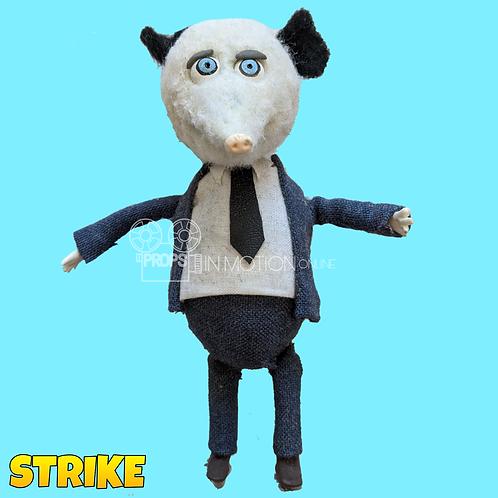 Strike (2018) well-wisher Puppet (S167)