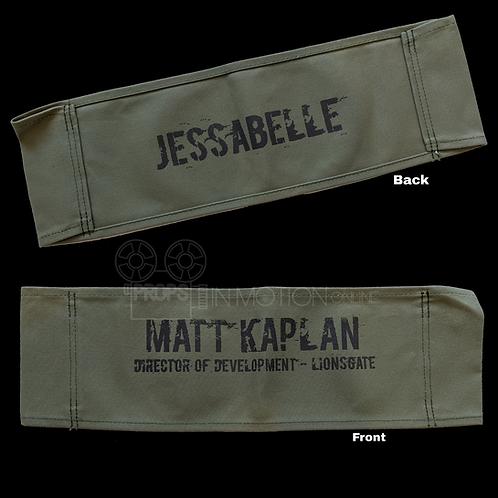 Jessabelle (2014) Matt Kaplan Chairback (0658)