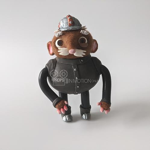 Strike (2018) Mine Choir Stop Motion Hero Puppet (0828)