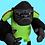 Thumbnail: Strike (2018) Gorilla Stop Motion Puppet (S131)