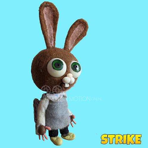 Strike (2018) Mungo Small Rabbit Friend (S194)