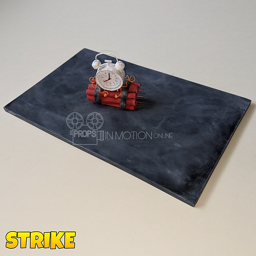 Strike (2018) Mine Clock Base (333)