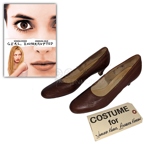 Girl Interrupted (1999) Annette Kaysen (Joanna Kerns) Shoes (0558)