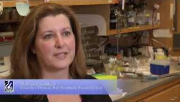 Derrière la plus grande fondation qui finance la recherche sur le syndrome de Rett, il y a une maman
